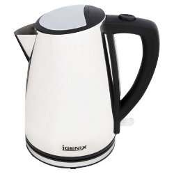 Igenix Stainless Steel 1.5 l kettle