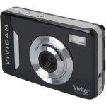 Black Vivitar Digital Camera VX035 10MP