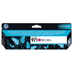 Original HP No971 magenta printer ink cartridge CN623AE