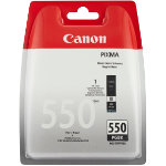 Canon PGI 550BK Original Black Ink cartridge 6496B001