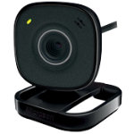 Microsoft VX 800 Lifecam web camera black