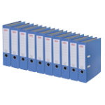 Lever Arch File A4 Blue rings
