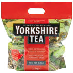 Yorkshire Tea Tea Bags One Cup 480 pieces