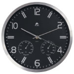 Alba weather wall clock 300mm