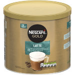 Nescafe Gold Latte Tin