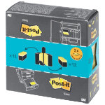 Post it Canarytm Yellow Notes Value Pack 38mm x 51mm 16 pads per pack