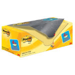 Post it Canarytm Yellow Notes Value Pack 76mm x 76mm 16 pads per pack