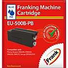 Compatible franking ink for the Pitney Bowes DM400 DM500 DM550 and DM575 machines blue Ink