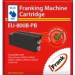 Compatible franking ink for the Pitney Bowes DM800 DM900 DM1000 machines blue Ink