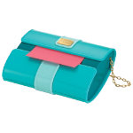 Post it Turquoise Purse Z Notes Dispenser