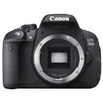 Canon EOS 700D Digital SLR Camera Black