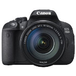 Canon EOS 700D SLR Camera Black 18 135mm IS STM 18MP