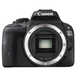 Canon EOS 100D Digital SLR Camera Black