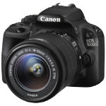 Canon EOS 100D Digital SLR Camera Black  EF S 18 55MM IS STM