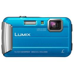 Panasonic Lumix DMC-FT25EB-A Compact Camera