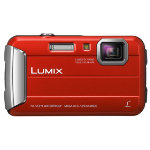 Panasonic DMC FT25 Camera Red 161MP