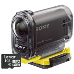 Sony HDR AS15 Action Camcorder Kit inc 8GB Micro SD Card