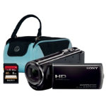 Sony HDR CX280 Black Camcorder Kit inc 8GB Class 10 SD Card and Case