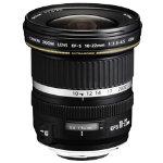Canon EF S 10 22mm f 35 45 USM Lens
