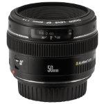 Canon EF 50mm f 14 USM Lens