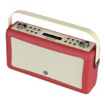 View Quest Portable DAB FM Radio with Bluetooth Hepburn MKII