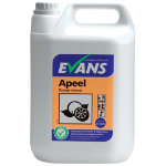 Evans Vanodine Apeel citrus multi purpose cleaner and degreaser 5L