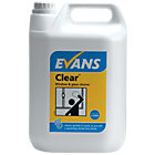 Evans Vanodine glass and stainless steel cleaner 5L