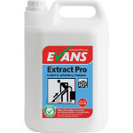 Evans Vanodine Extract carpet and upholstery shampoo 5L