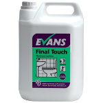 Evans Vanodine Washroom Cleaner Multi Purpose Perfumed 5 L