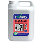 Evans Vanodine High Class neutral hard surface cleaner 5L
