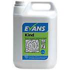 Evans Vanodine Washing up liquid General Purpose 5 L