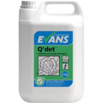 Evans Vanodine Q dettm washing up liquid 5L