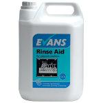 Evans Vanodine Rinse Aid 5L
