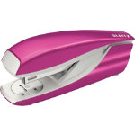 Leitz Stapler 5502123 24 6 26 6 Up to 30 sheets Pink Metallic