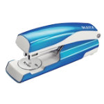 Leitz Desktop Stapler NeXXt 5502 WOW 24 6 26 6 30 Blue