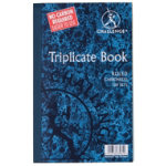 Challenge Ruled Triplicate Book 216 x 130mm