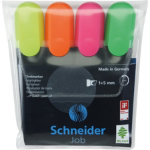 STAEDTLER Highlighter 364WP4 1 5 mm Assorted
