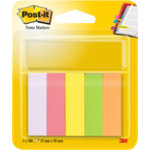 Post it Note Markers 15 x 50mm 5 pads