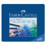Faber Castell Art Grip Water Colour Pencils Aquarelle assorted colours pack 24
