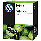 HP 301XL Original Black Ink cartridge D8J45AE