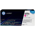 HP 650A Original Toner Cartridge CE273AC Magenta