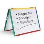 Show me A2 magnetic desktop easel