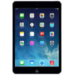 Apple iPad Mini 2 128GB Wi Fi and Cellular with 79 Retina display in Space Grey