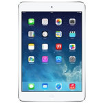 Apple iPad Mini 16GB Wi Fi and Cellular with 79 Retina display in Silver