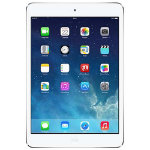 Apple iPad Mini 64GB Wi Fi and Cellular with 79 Retina display in Silver