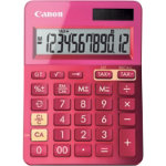 Canon Metallic Pink Calculator LS 123K