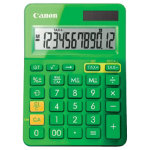 Canon Metallic Green Calculator LS 123K