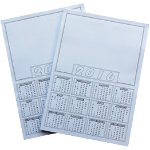 Bright Idea s 2015 blank calendar tabs pack 50