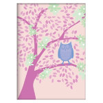 Noteletts A5 Notebook Owl 90 gsm Ruled