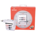 SKROSS Travel Adapter 2 Pole